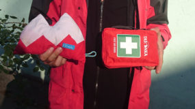 First aid kits for Kyrgyzstan