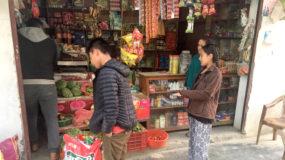 Eva in Kathmandu