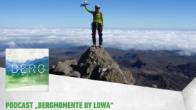 LOWA Bergmomente a podcast